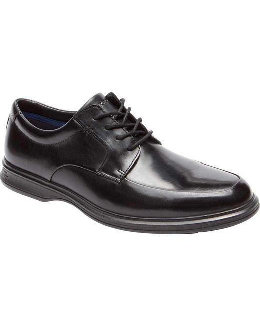 Rockport - Black Dressports 2 Lite Apron Toe Oxford for Men - Lyst