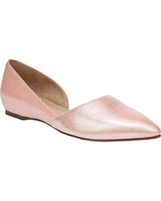 Naturalizer Samantha D'Orsay Shoe(Women's) -Black Leather Fake Cheap Online DjGsD