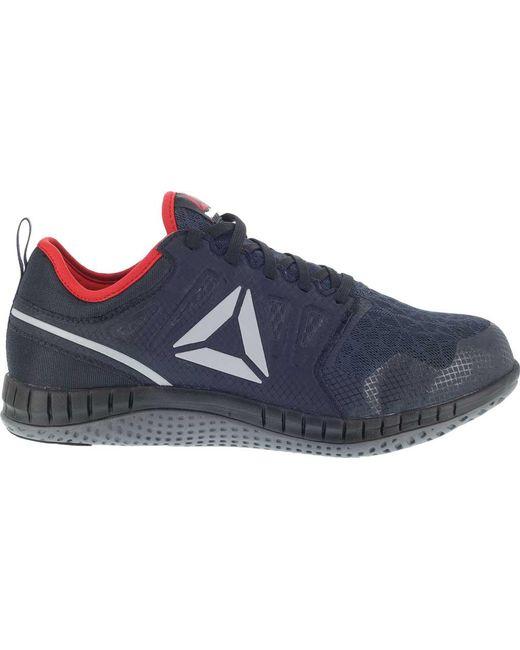... Reebok - Blue Rb4250 Zprint Work Athletic Steel Toe Oxford for Men -  Lyst ... 0264904de