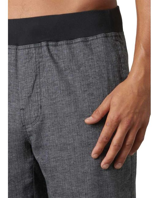 "Prana - Black Vaha Pant 34"" for Men - Lyst"