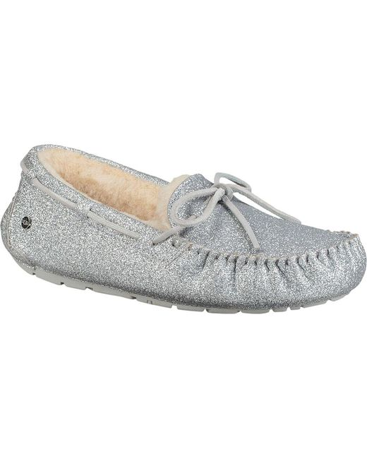 04880a27c67 Ugg - Metallic Dakota Slipper - Lyst ...