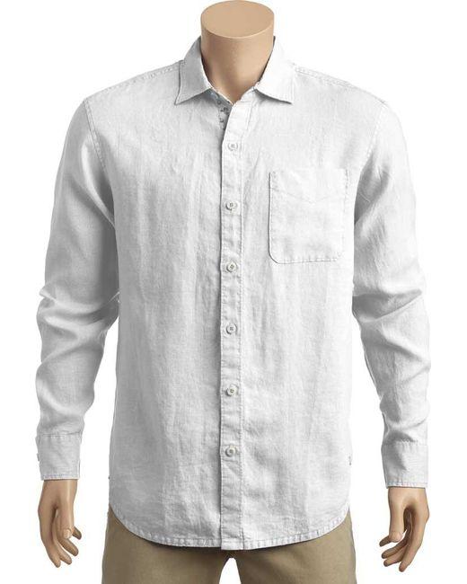 Tommy Bahama - White Seaspray Breezer Long Sleeve Shirt for Men - Lyst