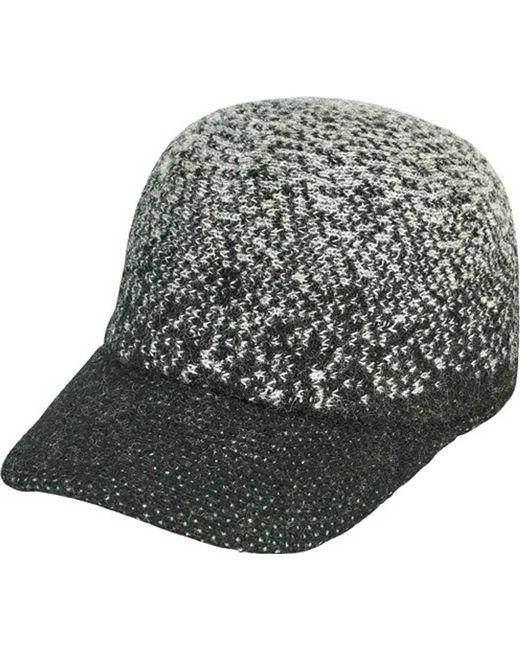 San Diego Hat Company - Black Colorblock Knit Cap Knh3608 - Lyst