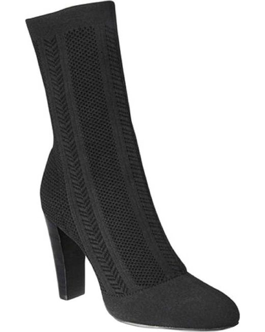 Charles David   Black Shirley Ankle Boot   Lyst