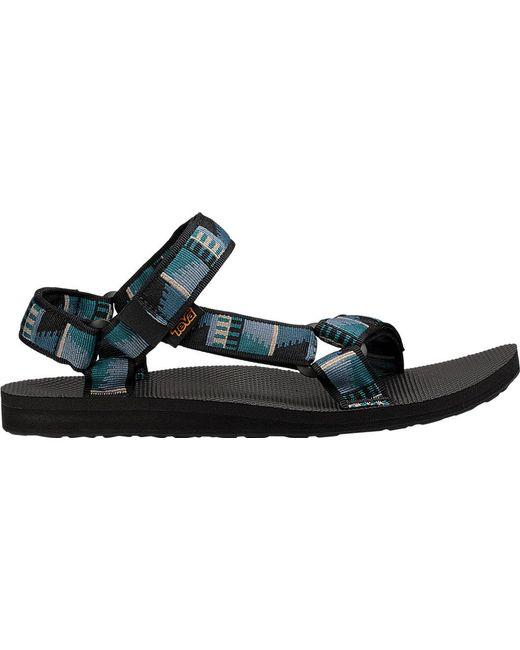 a0d6abcd341a ... Lyst Teva - Original Universal (boomerang Black white) Men s Sandals  for Men ...