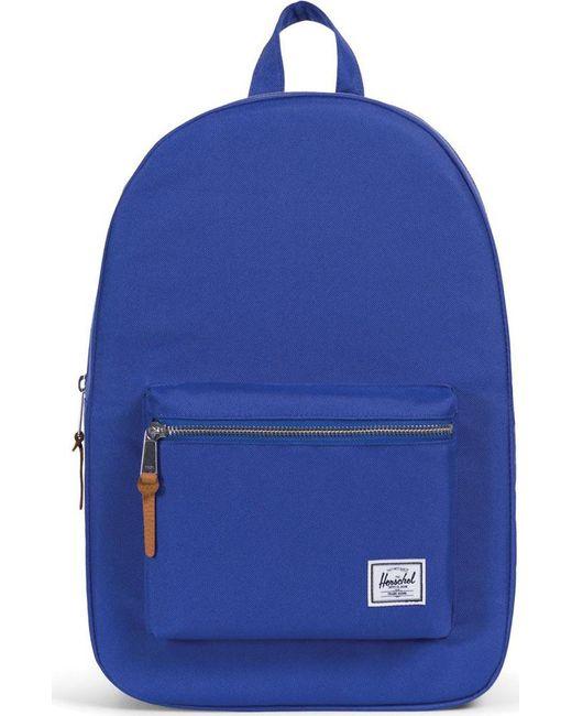 a02f8cef20f Herschel Supply Co. - Blue Settlement Backpack for Men - Lyst ...