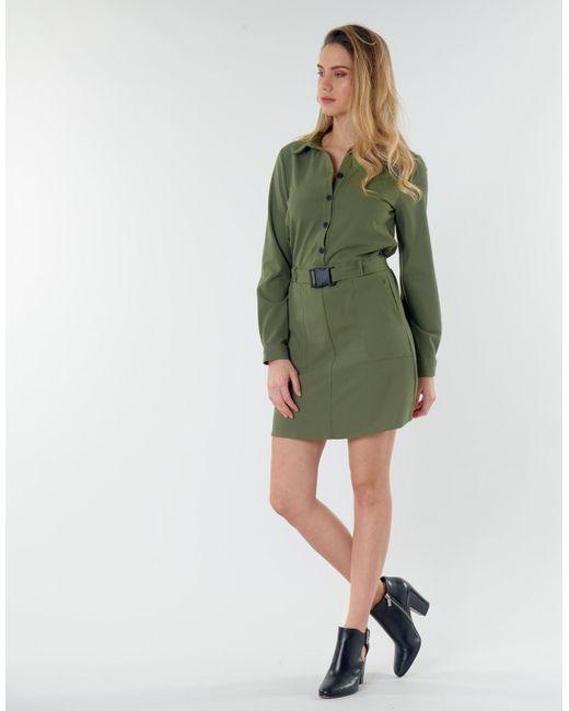 Robe courte ONLLOTUS ONLY en coloris Green