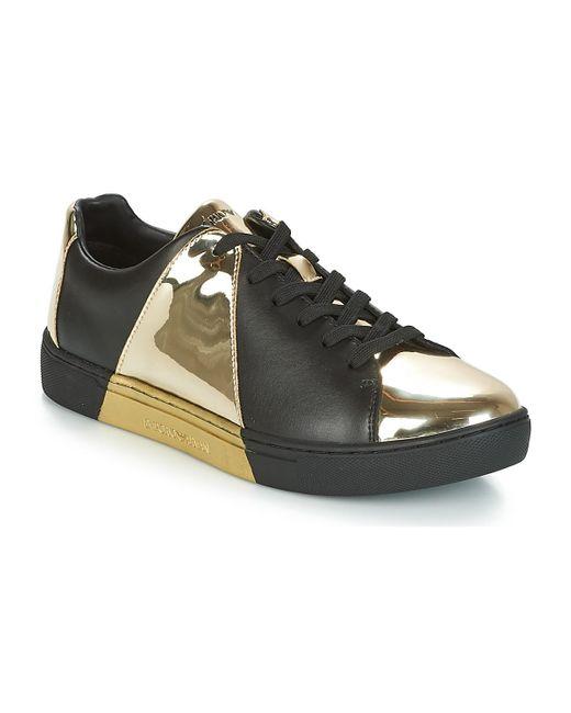 ALDA Chaussures Emporio Armani en coloris Black