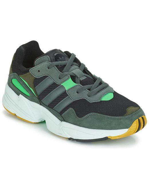 YUNG 96 hommes Chaussures en Gris Adidas pour homme en coloris Gray
