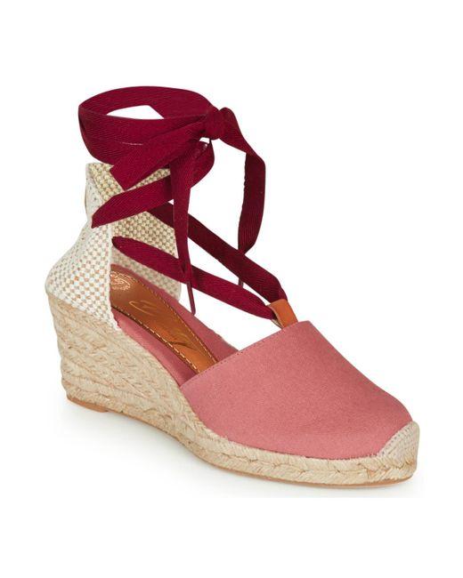 Sandales Betty London en coloris Pink