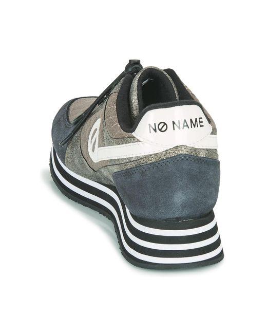 PARKO JOGGER Chaussures No Name en coloris Gray