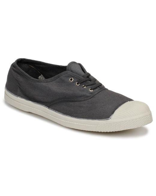 TENNIS LACET Chaussures Bensimon pour homme en coloris Gray