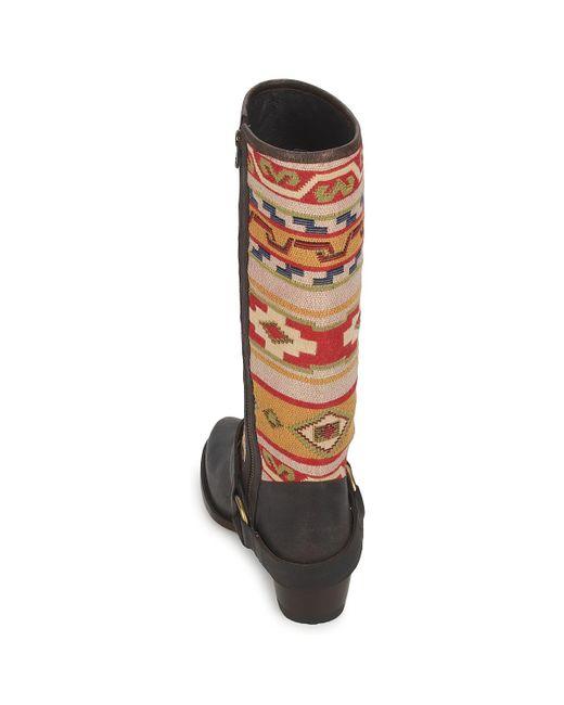 Bottes Sancho Boots en coloris Brown