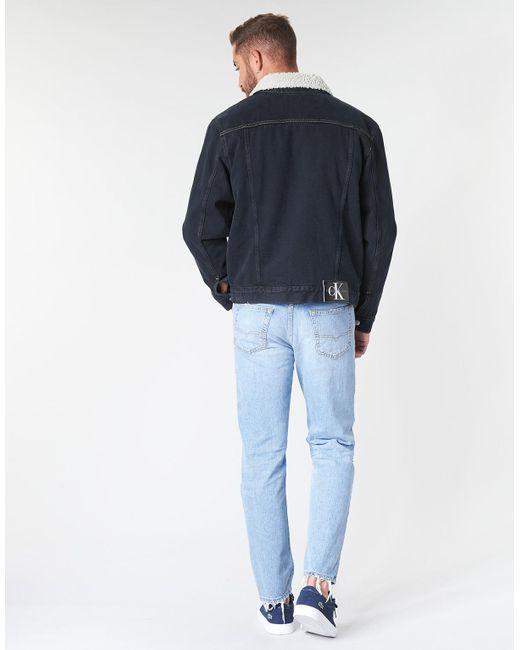 Veste Calvin Klein pour homme en coloris Blue