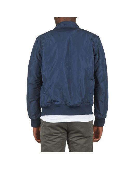 Blouson Benetton pour homme en coloris Blue