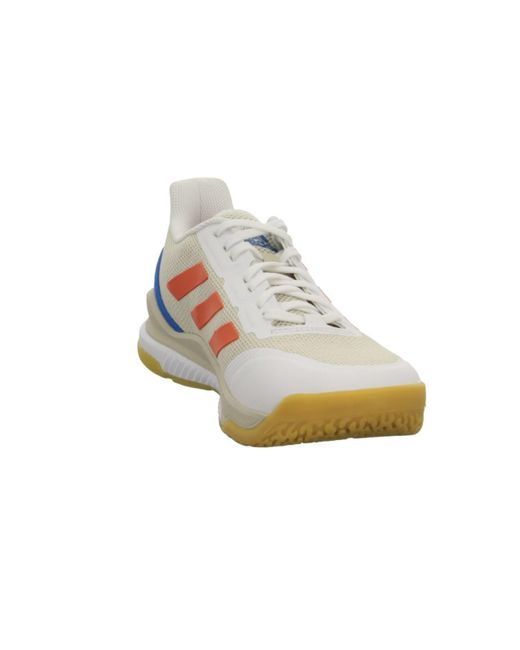adidas Trainers White Stabil Bounce B22574 for Men Save 43