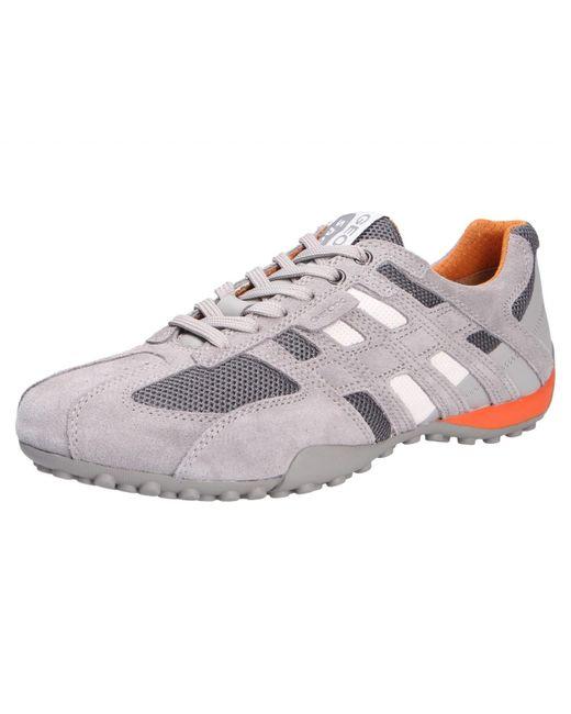 Ruf zuerst abwechslungsreiche neueste Designs zarte Farben Men's Gray Trainers Grey U Snake K - Scam. Mesh U4207k-02214/c1006