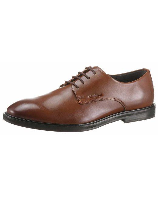 wholesale dealer 30bf1 2c8df Men's Formal Shoes Brown Derby Lfu1 4010002495