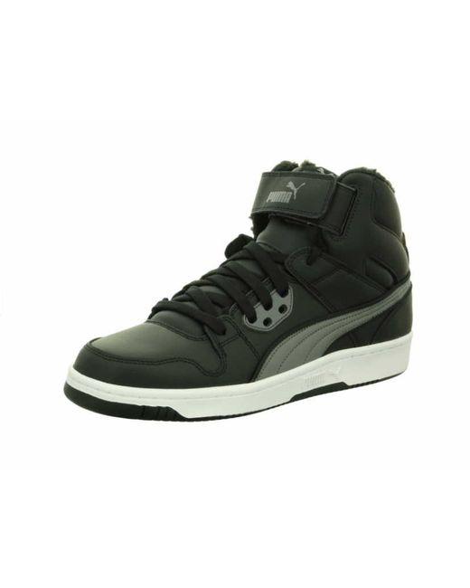 fcd4c2730c16 PUMA Trainers Black Nv in Black for Men - Lyst