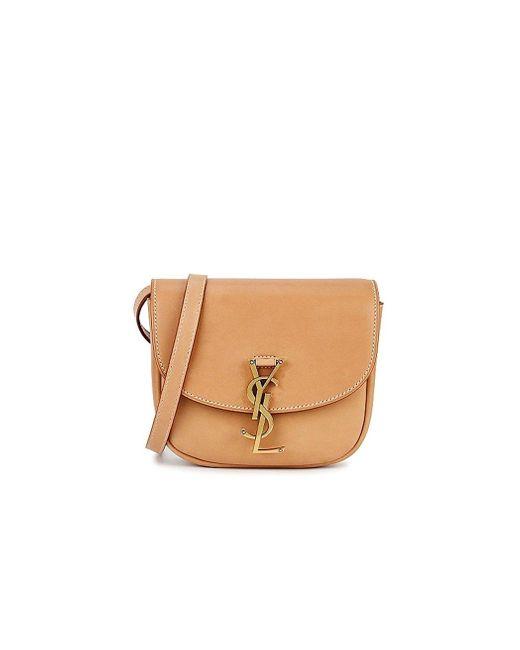 Saint Laurent Natural Kaia Crsbody Bag