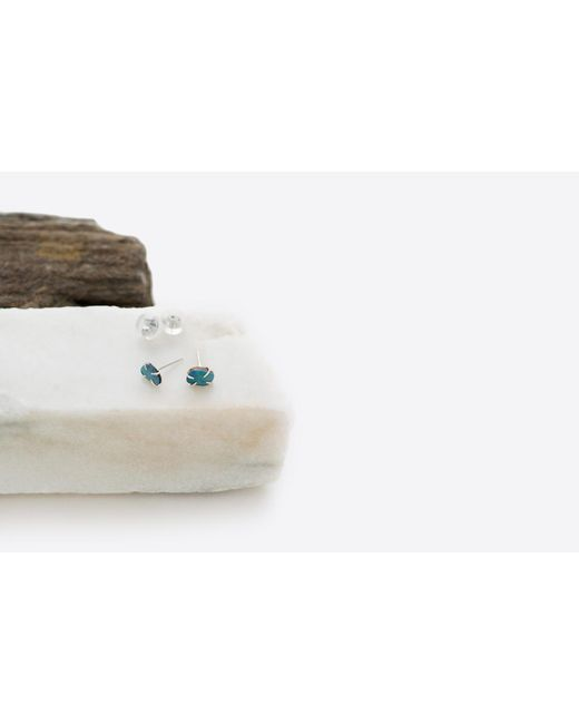 Melissa Joy Manning | Multicolor Limited Edition Blue Opal Earrings | Lyst