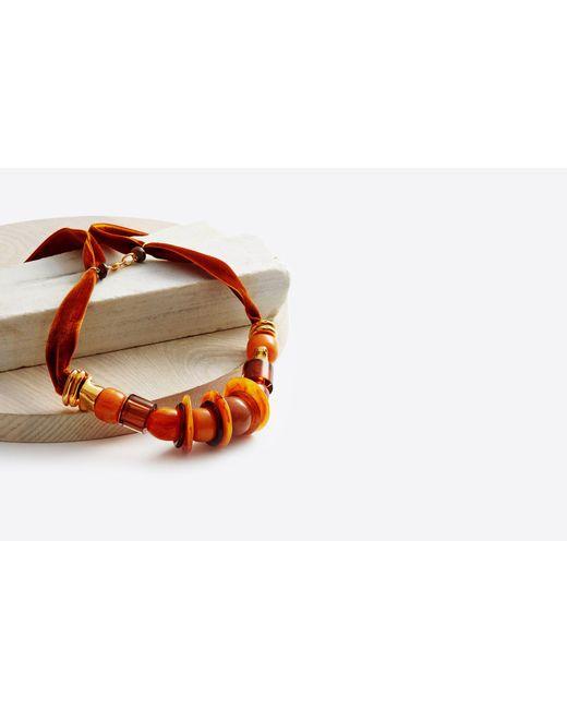 Lizzie Fortunato - Multicolor Amber Savanna Necklace - Lyst