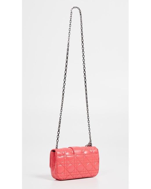 2bea662b74d1 ... What Goes Around Comes Around - Dior Pink Miss Dior Pouch - Lyst ...