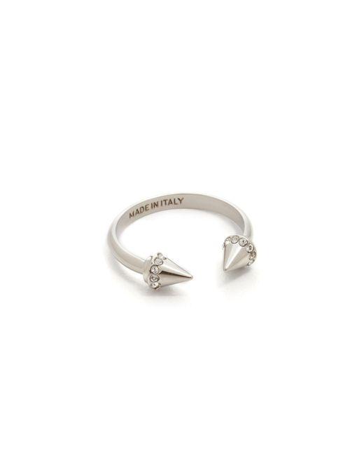 Vita Fede | Metallic Crystal Ultra Mini Titan Ring | Lyst