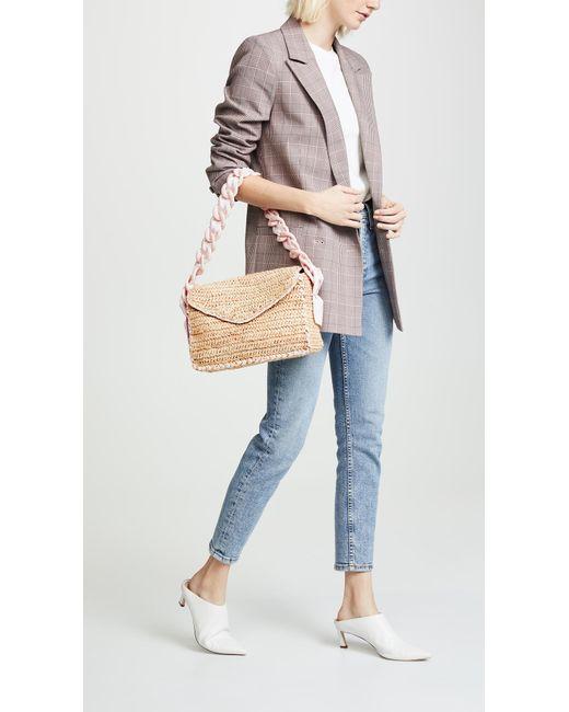 Pamela Munson Multicolor Las Olas Shoulder Bag Lyst