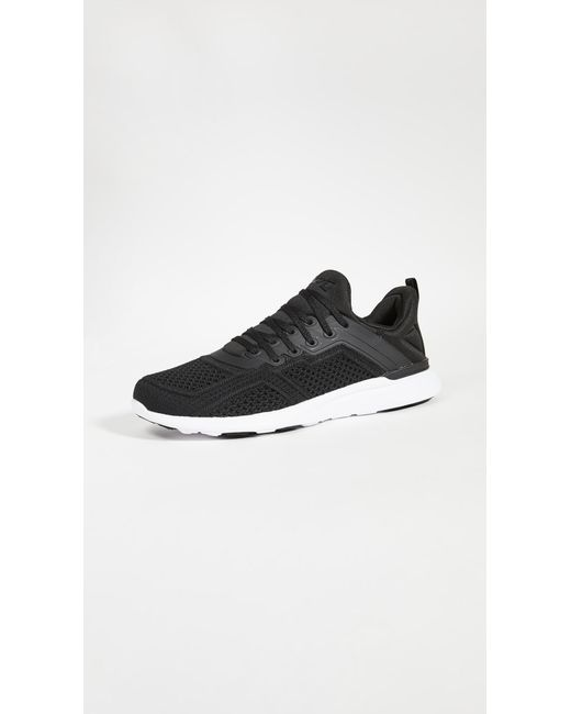 APL Shoes Black Techloom Tracer Sneakers