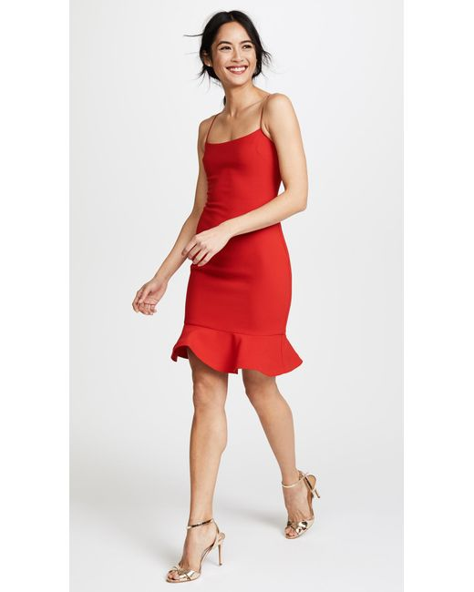 Likely Red Banks Dress Lyst