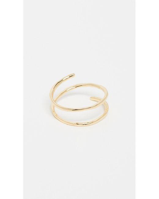Gorjana Metallic Taner Coil Ring