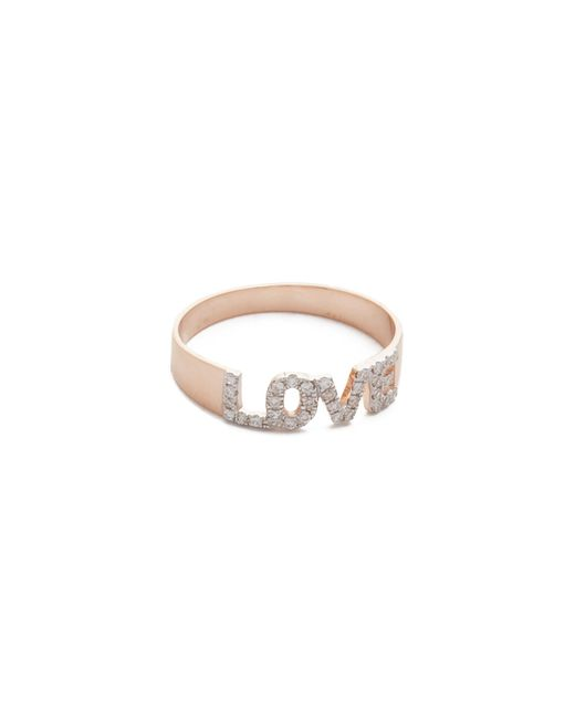 Kismet by Milka | Multicolor Love Ring | Lyst