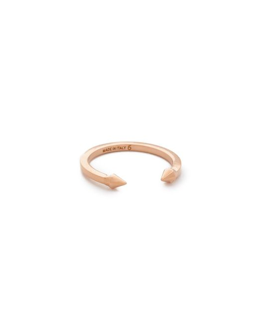 Vita Fede | Metallic Super Ultra Mini Titan Ring | Lyst