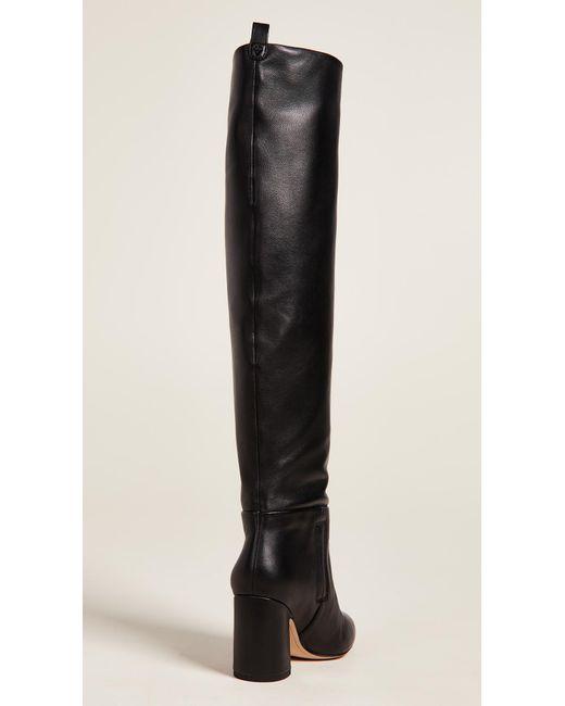 5b0f5689ec17 ... Sam Edelman - Black Hutton Tall Boots - Lyst ...