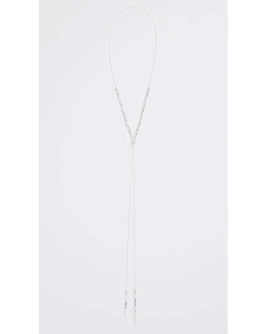 Gorjana | Metallic Laguna Adjustable Necklace | Lyst