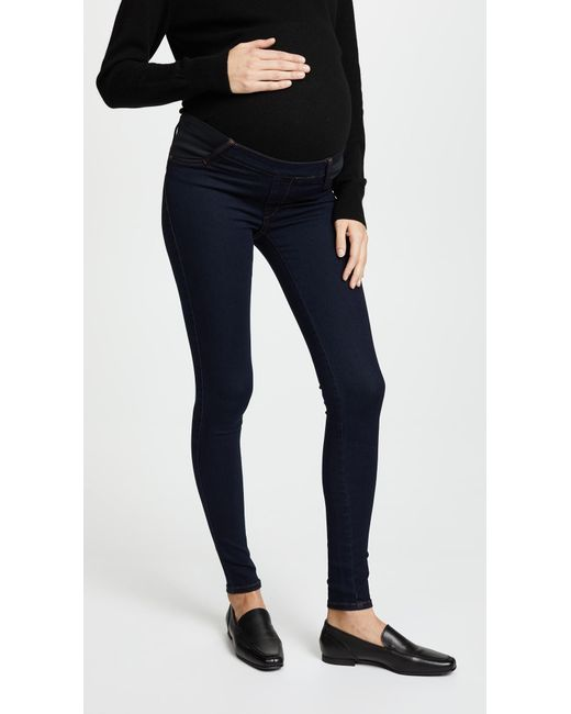 James Jeans - Blue Twiggy Maternity Under Belly Pull On Jeans - Lyst