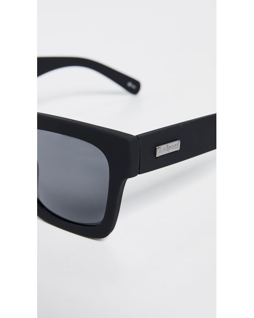 835745d1f2 ... Le Specs - Black Weekend Riot Polarized Sunglasses - Lyst ...