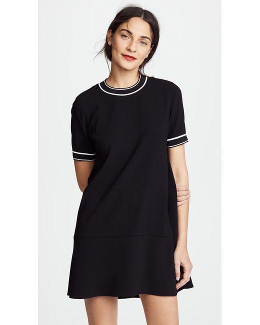 Rag & Bone - Black Thatch Dress - Lyst