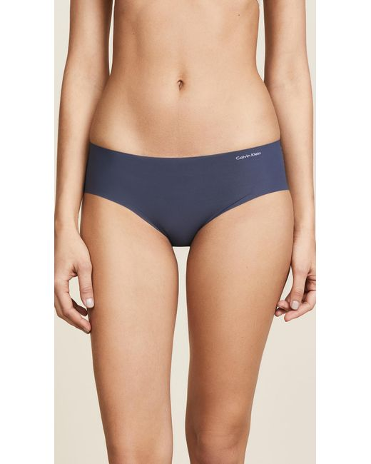 Calvin Klein - Multicolor Invisibles Hipster Panties - Lyst