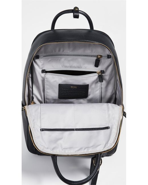 036aab020a7e ... Tumi - Black Stanton Indra Backpack - Lyst ...
