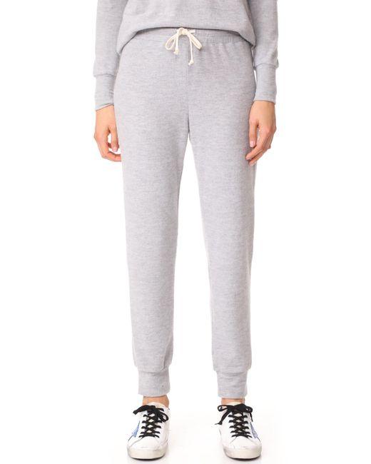 LNA | Gray Cozy Pants | Lyst