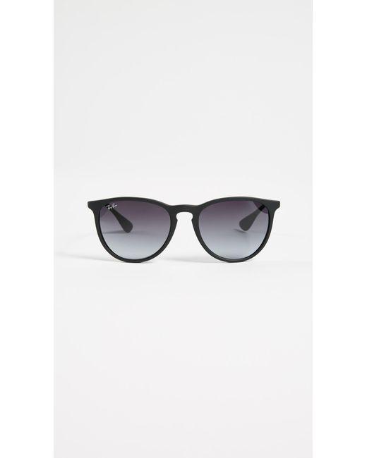 Ray-Ban - Black Rb4171 Erika Sunglasses - Lyst