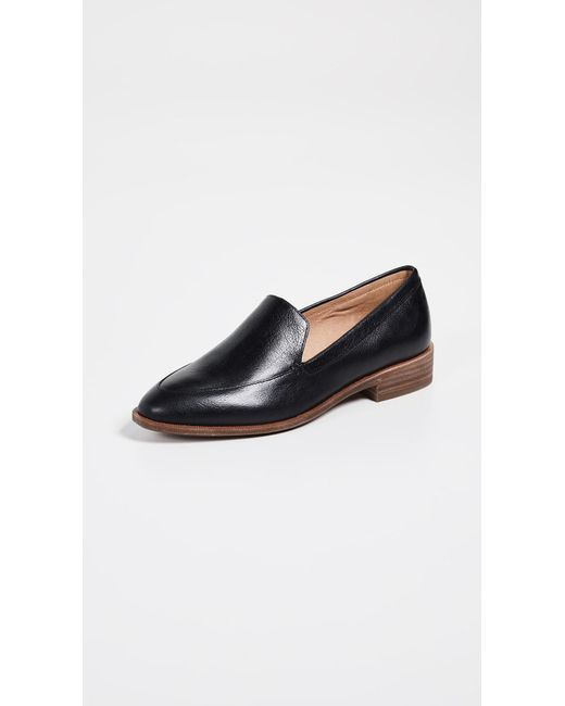 Madewell - Black The Frances Loafers - Lyst