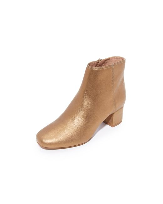 Madewell | Multicolor Lucien Boots | Lyst