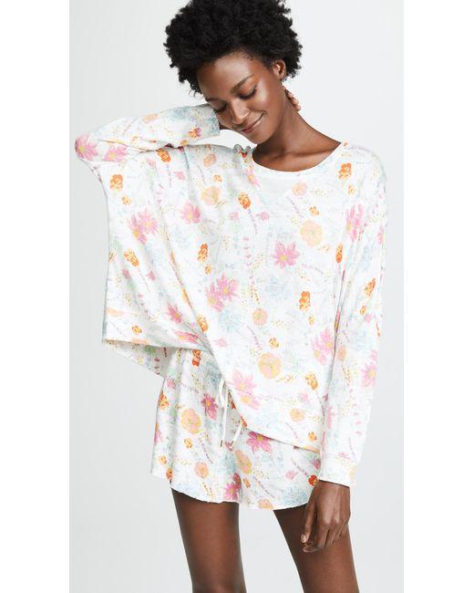 Honeydew Intimates - Multicolor Starlight French Terry Lounge Sweatshirt - Lyst