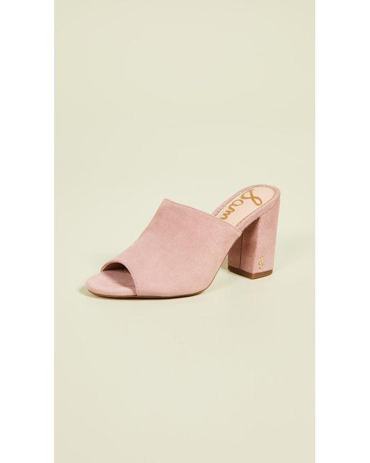 b3582669c46 Women's Pink Orlie Slide Sandals