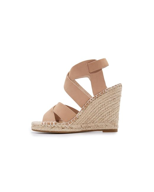 Joie Kaelyn Wedge Sandals Save 73 Lyst