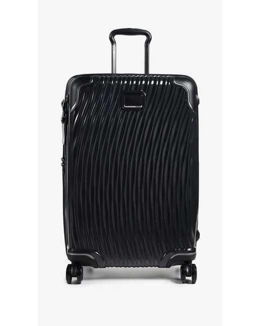 Tumi Black Short Trip Packing Case