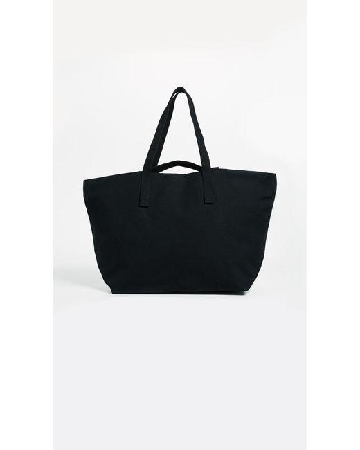 Baggu Canvas Weekend Bag In Black Lyst